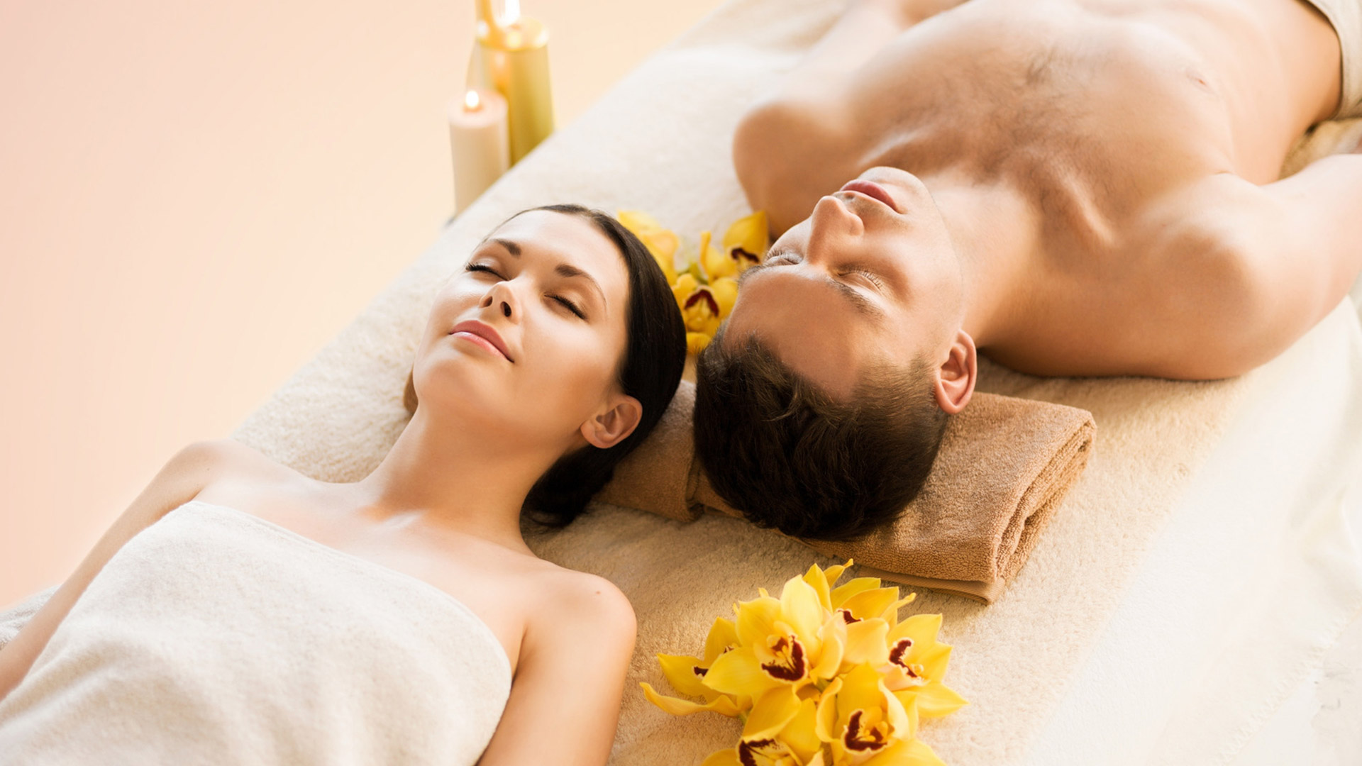 Massage therapist study